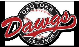 Okotoks Dawgs Red
